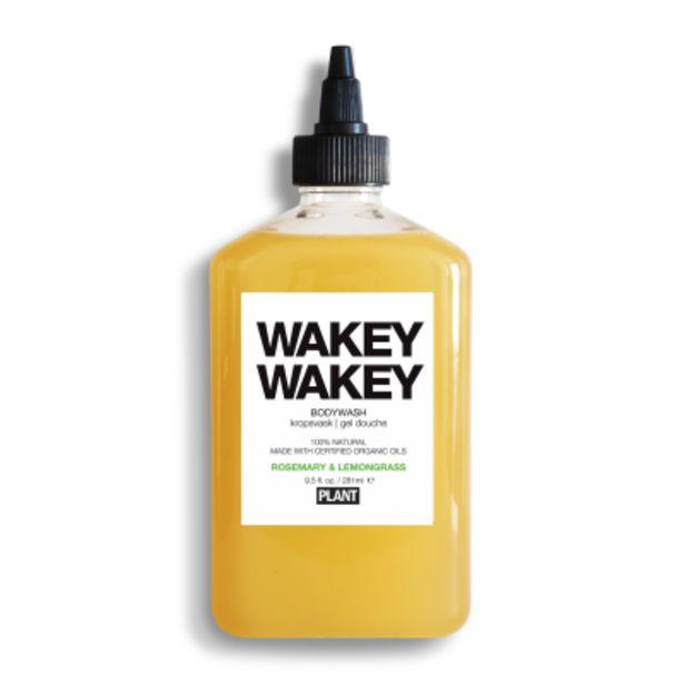 Gel douche WAKEY WAKEY offre à 20€