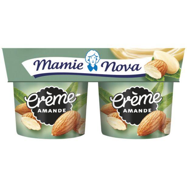 Crème à l'amande offre à 1,55€