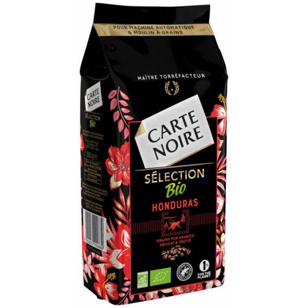 Café en grains Bio offre à 8,3€