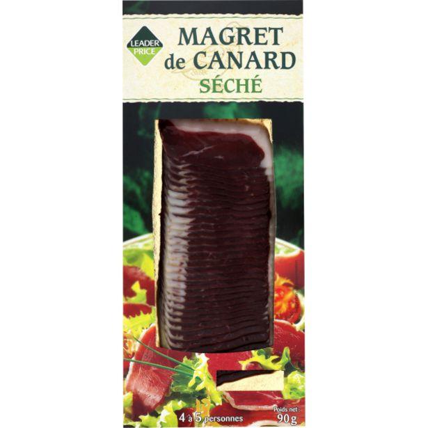 Margret canard séché offre à 4,59€