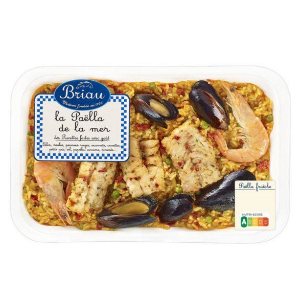 Paëlla de la mer offre à 8,95€