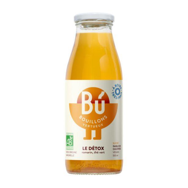 Bouillon Le Détox Bio offre à 2,95€