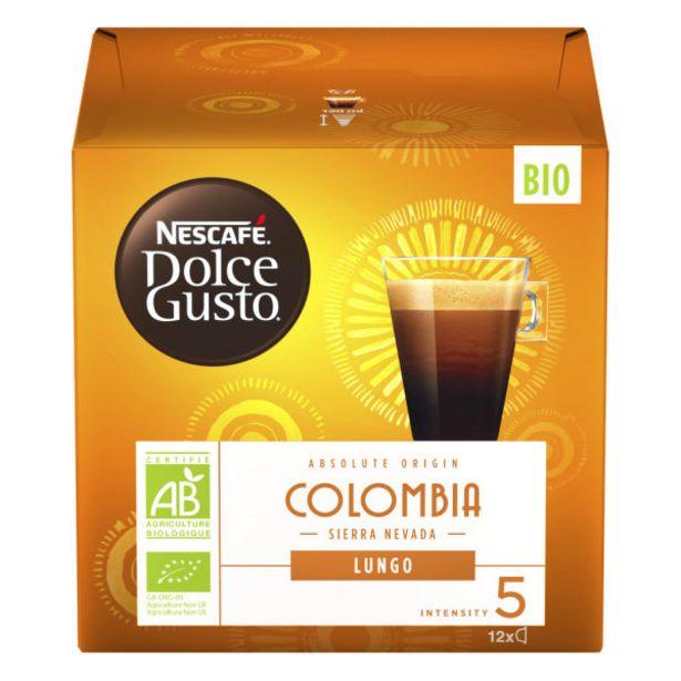 Café torréifié Bio offre à 4,15€
