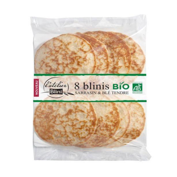 Blinis Bio offre à 2,45€