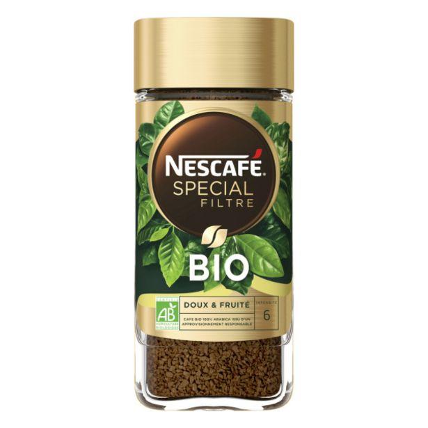 Café spécial filtre Bio offre à 5€
