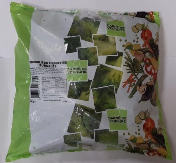 Brocolis offre à 2,45€