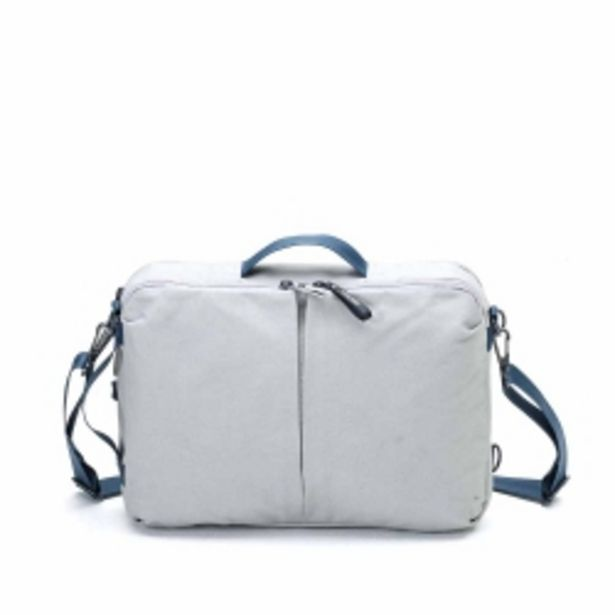 Sac de bureau gris 2 en 1 - LIGHT GREY offre à 104,3€