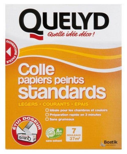 QUELYD COLLE PP STANDARDS 250G offre à 4,4€