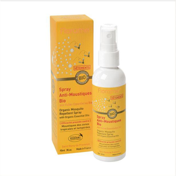 Spray Anti-Moustiques Biologique offre à 12,9€