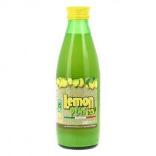 Jus de citron de Sicile 25Cl Bio offre à 1,45€