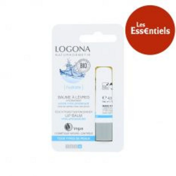 Baume à lèvre à l'acide hyaluronique type 4 5G Bio offre à 3,7€