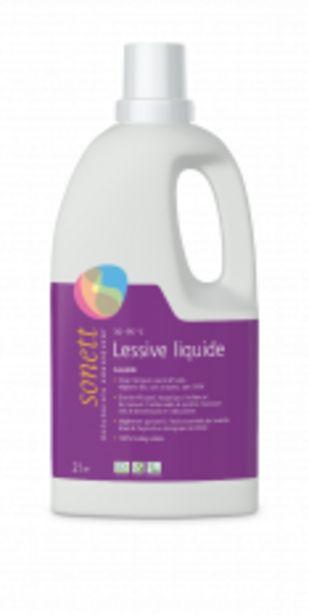 Lessive Liquide 2L Linge offre à 9,15€