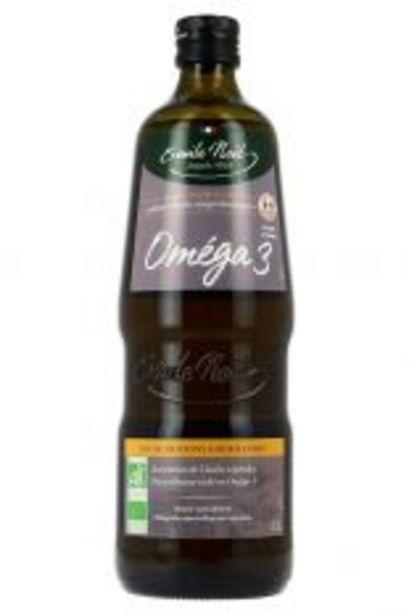 Huile Omega 3 1L Bio offre à 9,55€