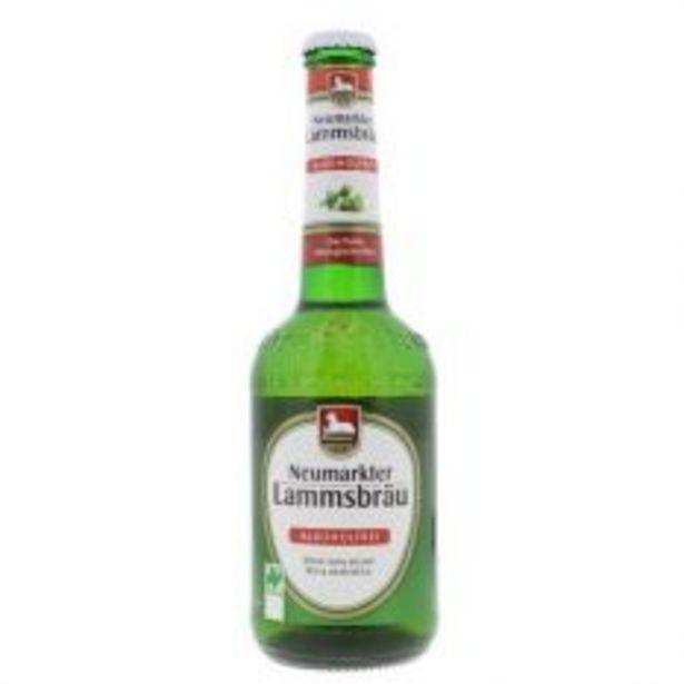 Bière sans alcool 33Cl Bio offre à 1,25€