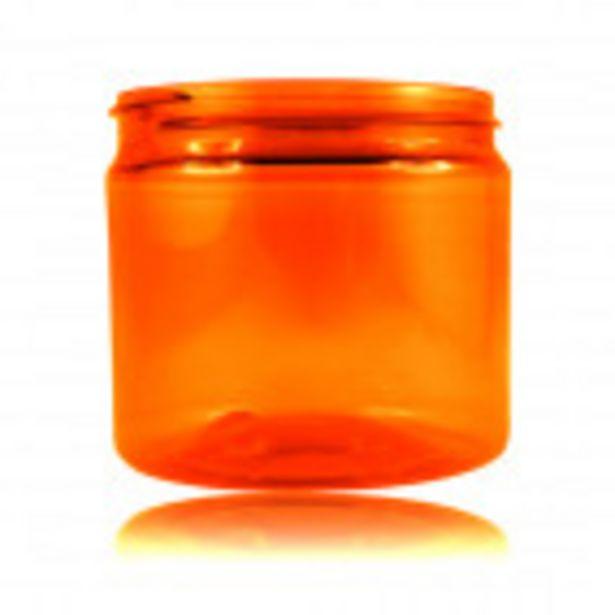 Pot PET recyclé 200 ml orange BASIC offre à 0,55€