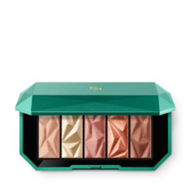 Holiday gems  gorgeous eyeshadow palette offre à 11,9€