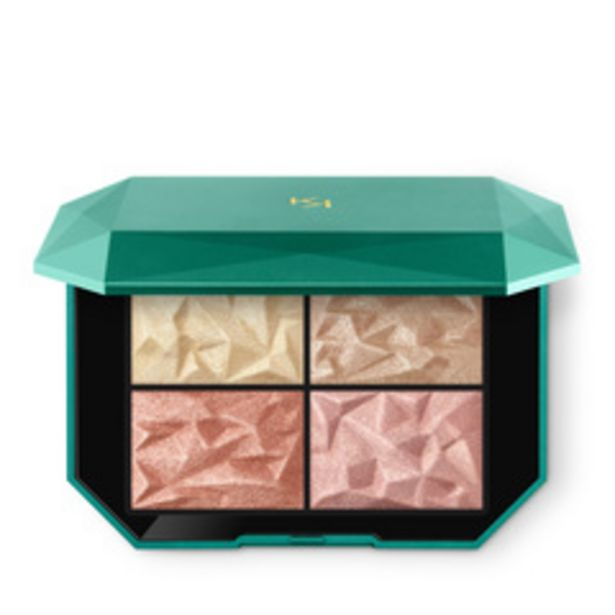 Holiday gems  glow palette offre à 12,5€