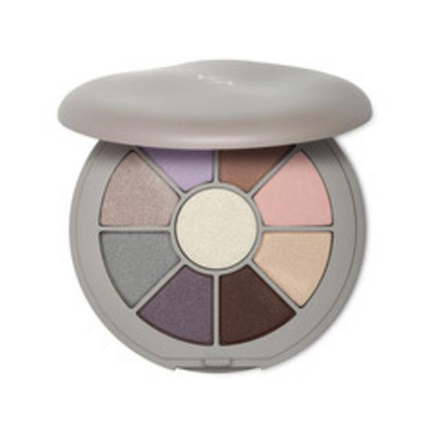 Konscious vegan eyeshadow palette offre à 6,5€