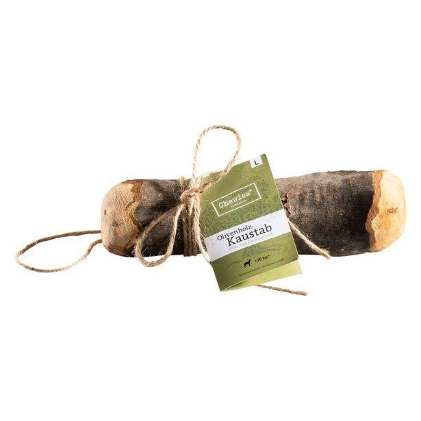 20kg Chewies Bâton à mâcher en bois d'olivier 1 bâton à mâcher taille M offre à 9,99€