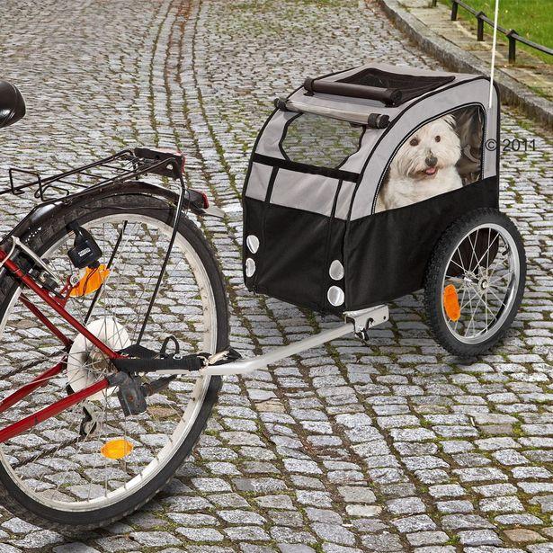 Remorque pour chien No Limit Doggy Liner 2 Amsterdam offre à 129,99€