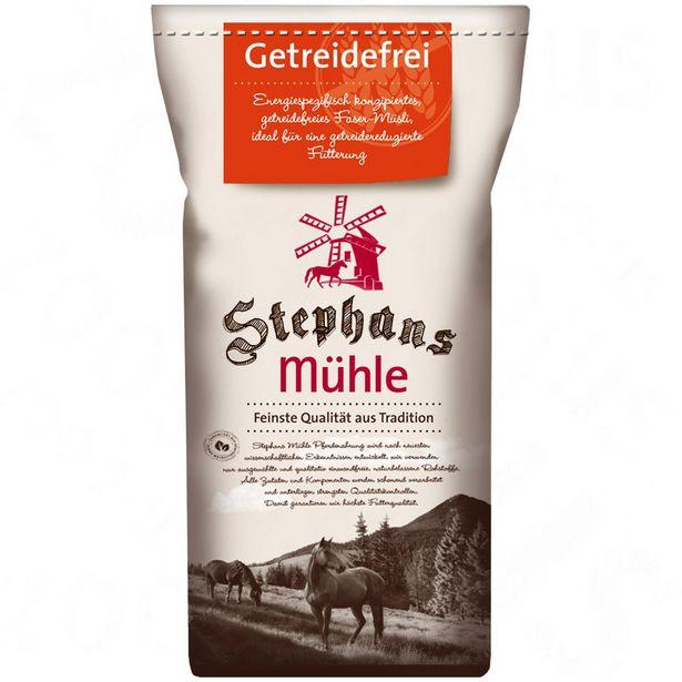 Stephans Mühle Aliment sans céréales pour cheval - 20 kg offre à 29,99€