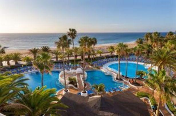 Canaries offre à 484€