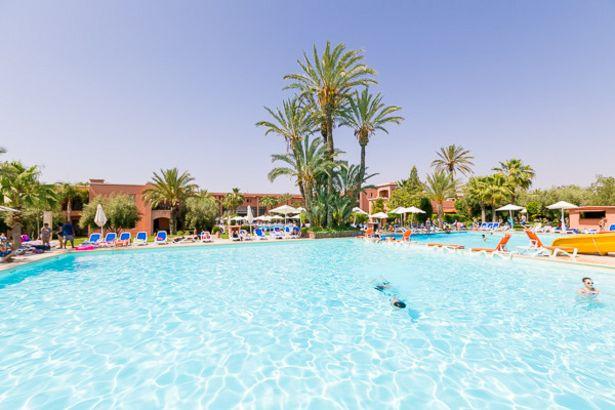 Marrakech offre à 473€