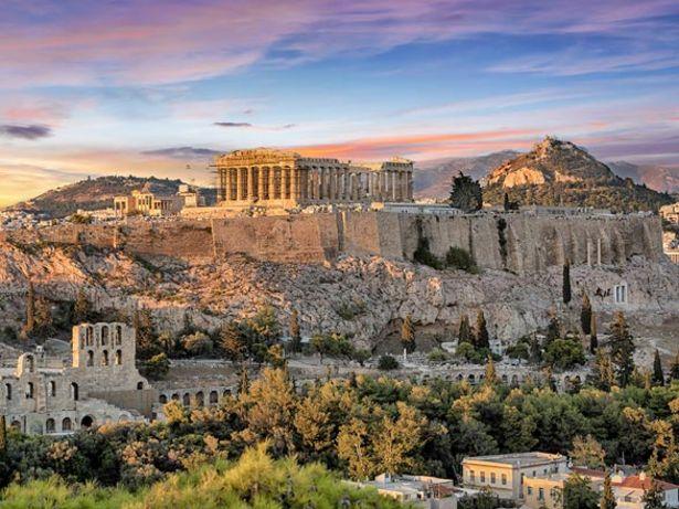 Croisière Îles grecques : Santorin, Mykonos et Rhodes offre à 635€