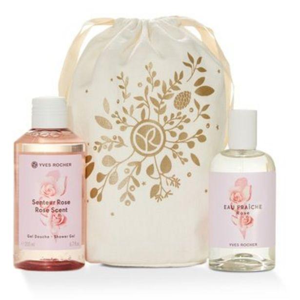 Composition Parfumée Eau Fraîche Rose offre à 19,95€