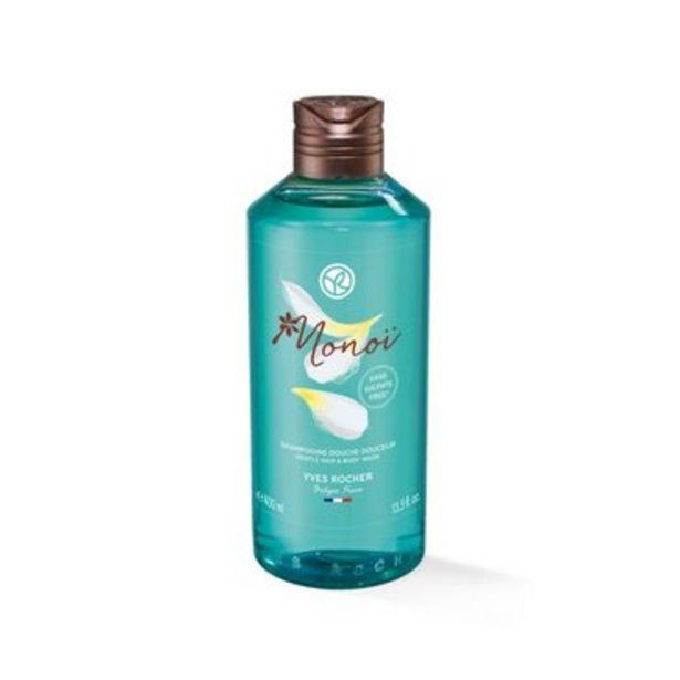 Shampooing-Douche douceur Monoï - 400ml offre à 4,5€