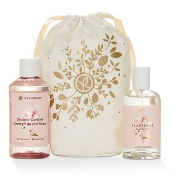 Composition Parfumée Eau Fraîche Cerisiers offre à 19,95€