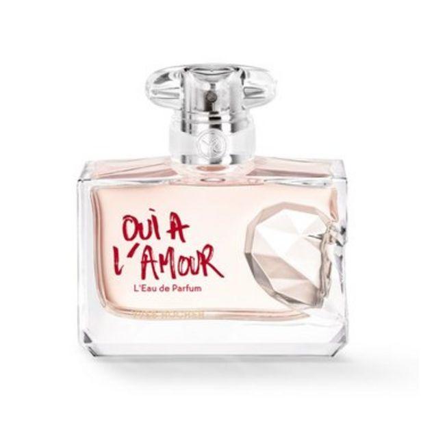 Oui à l'Amour L'Eau de Parfum - 50ml offre à 34,95€