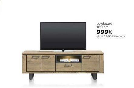 Meuble tv offre à 999€