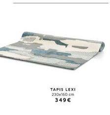 Tapis offre à 349€