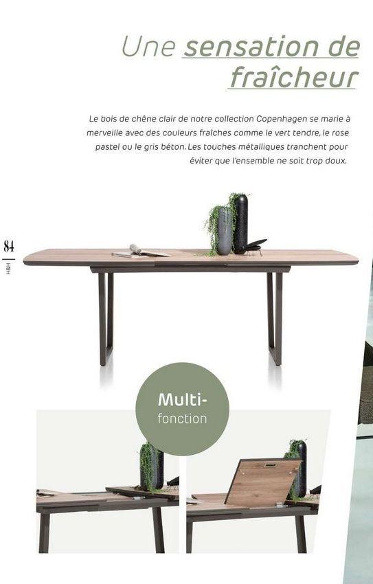 Table offre à 1399€