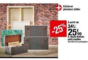 Malle offre à 25,99€