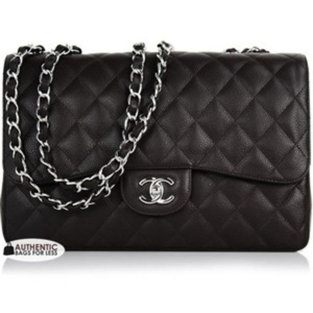 SAC A MAIN CHANEL TIMELESS offre à 1€