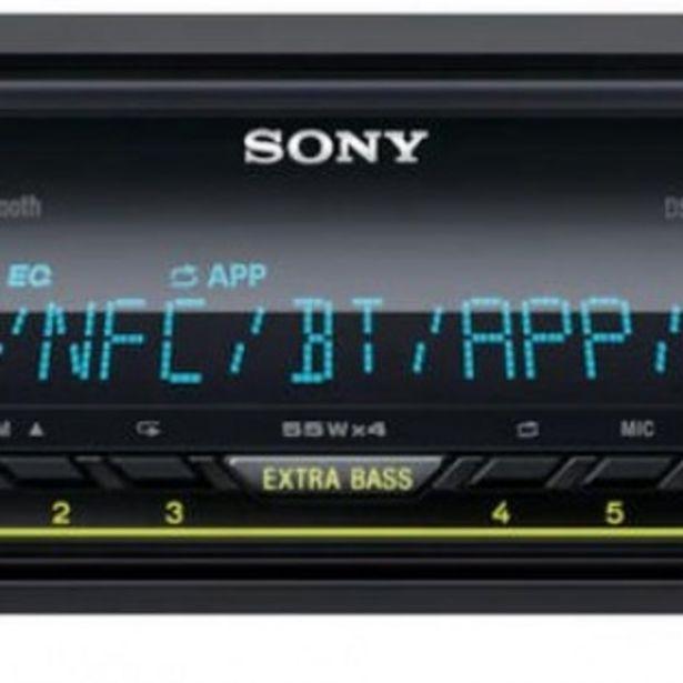 AUTORADIO SONY DSX-A416BT offre à 69,99€