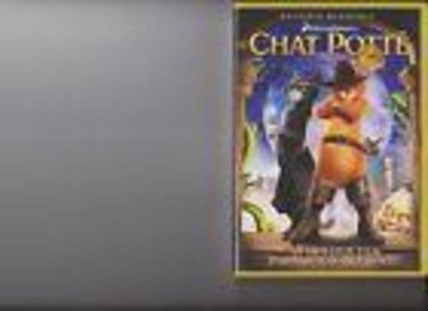 DVD LE CHAT POTTE offre à 0,89€