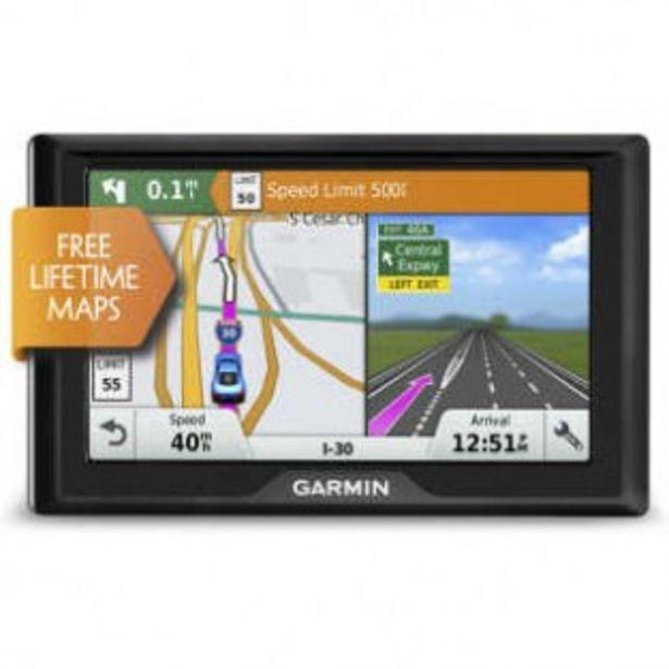 GPS GARMIN DRIVE 50 LIFETIME MAPS LM ... offre à 49,99€