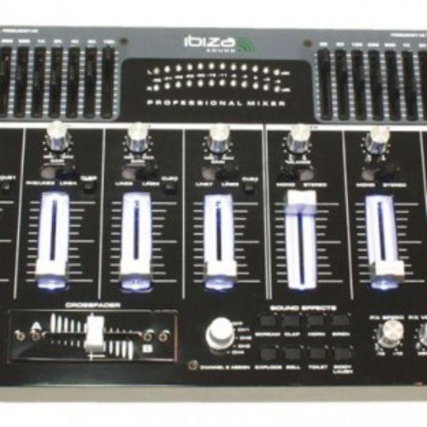 TABLE MIXAGE IBIZA DJM-102 offre à 64,99€
