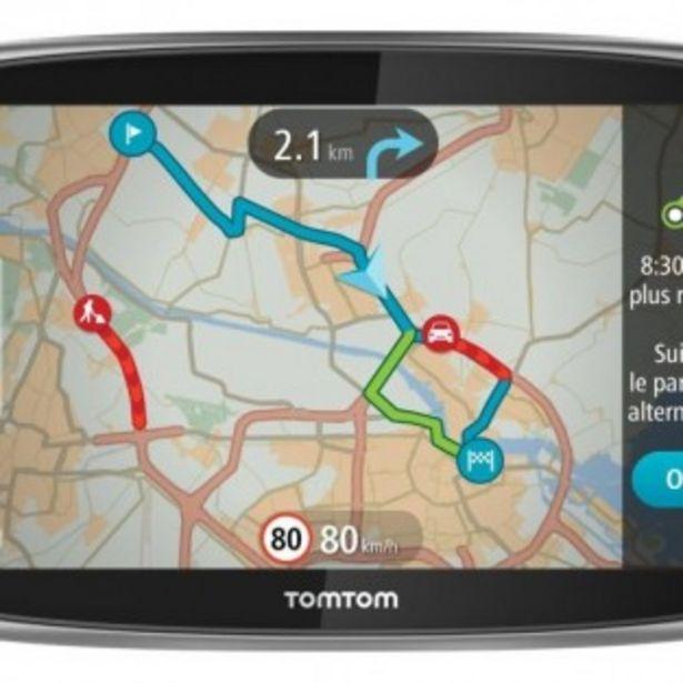 GPS TOM TOM GO 60 EUROPE 45 offre à 49,99€