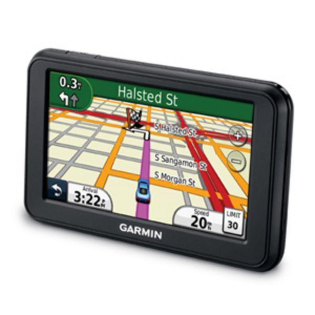 GPS GARMIN NUIVI LM 40 offre à 39,9€