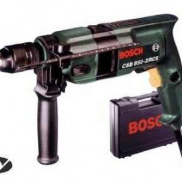 PERCEUSE BOSCH CSB 800-2RE offre à 19,99€