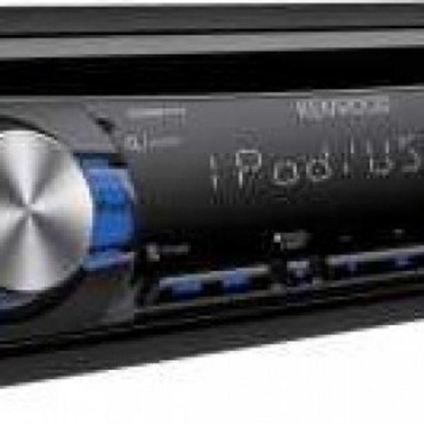 AUTORADIO KENWOOD KDC-4054UB offre à 24,99€