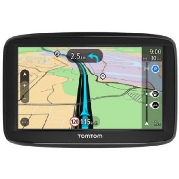 GPS EUROPE TOMTOM VIA 52 offre à 59,99€