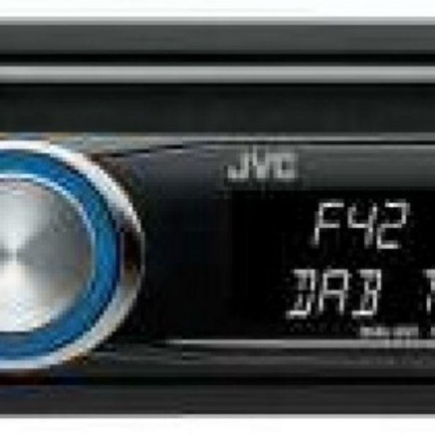 AUTORADIO JVC KD-X252 offre à 29,99€