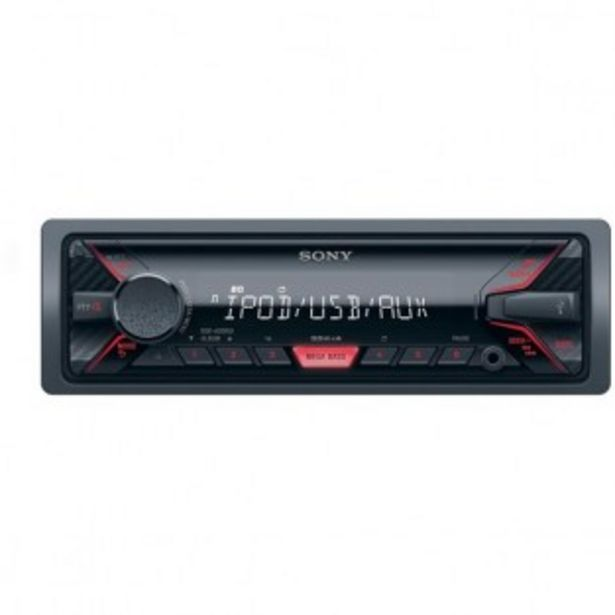 AUTORADIO SONY DSX-A200UI offre à 29,9€