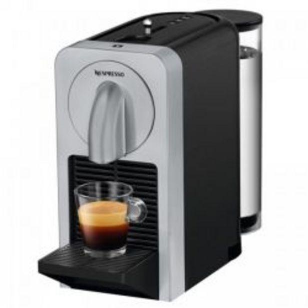 Nespresso D70 Prodigio Silver Cafetière et Expresso offre à 99,99€