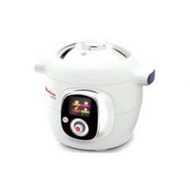Moulinex CE851100 Cookeo+ Cuiseur électrique (Blanc) offre à 79,99€